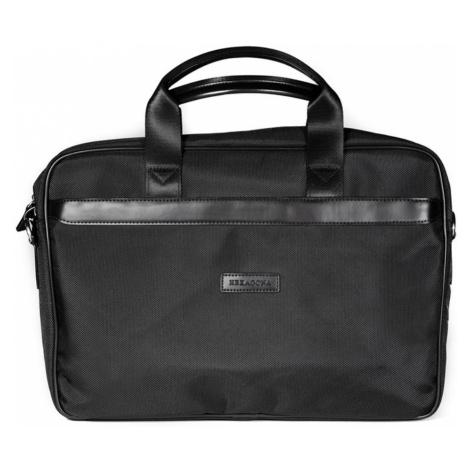 Pánská taška na notebook Hexagona černá D72495