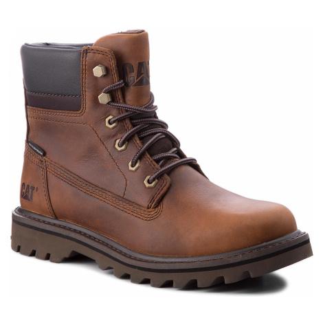 Turistická obuv CATERPILLAR - Deplete Wp P721722 Brown
