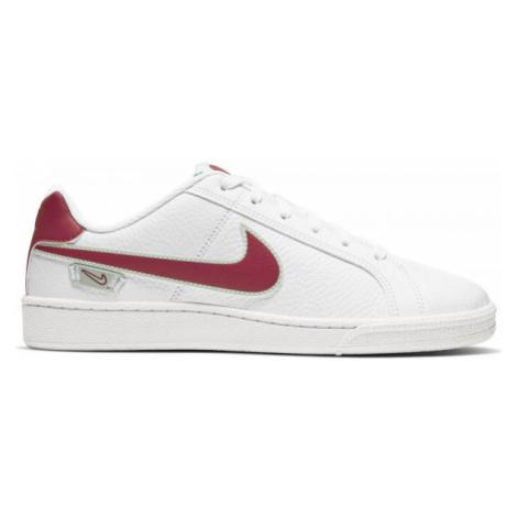 Nike COURT ROYALE PREMIUM bílá - Dámská volnočasová obuv