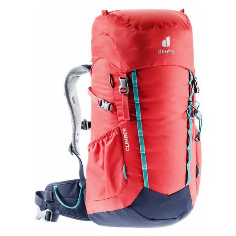 Batoh DEUTER Climber červený