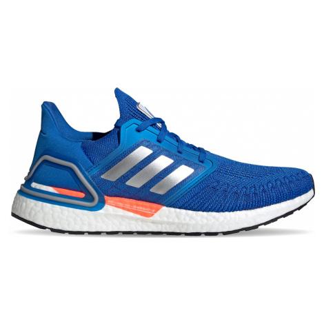 Adidas Ultraboost 20 Football Blue/Football Blue/Football Blue modré FX7978
