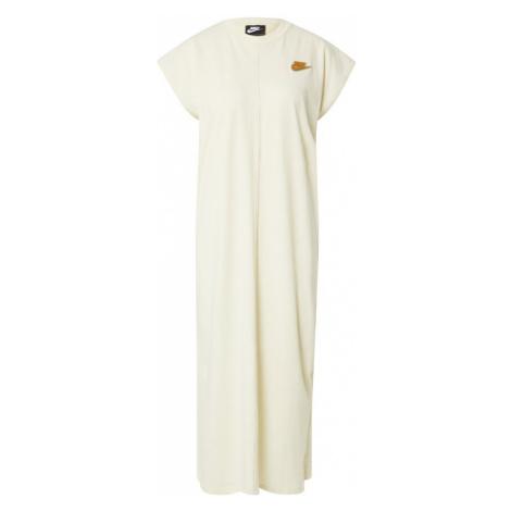Nike Sportswear Šaty bílá
