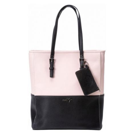 Taška Meatfly Slima 2 c powder pink, black