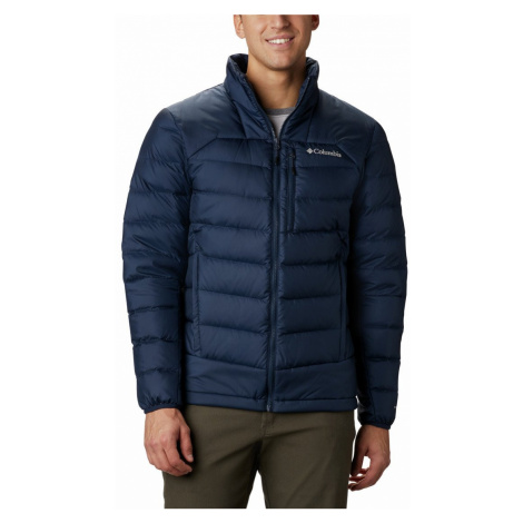 Bunda Columbia Autumn Park™ Down Jacket - modrá
