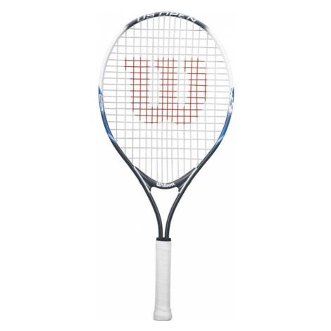 Dětská tenisová raketa Wilson US Open 25