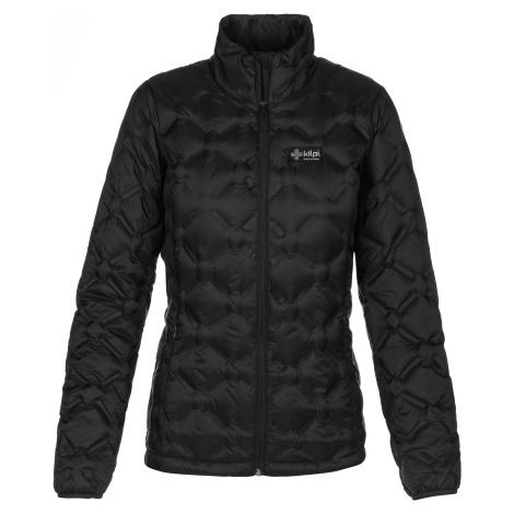 Dámská zimní péřová bunda KILPI PAPILON-W černá