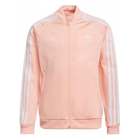 ADIDAS ORIGINALS Přechodná bunda pink