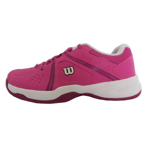 Růžové tenisky Wilson