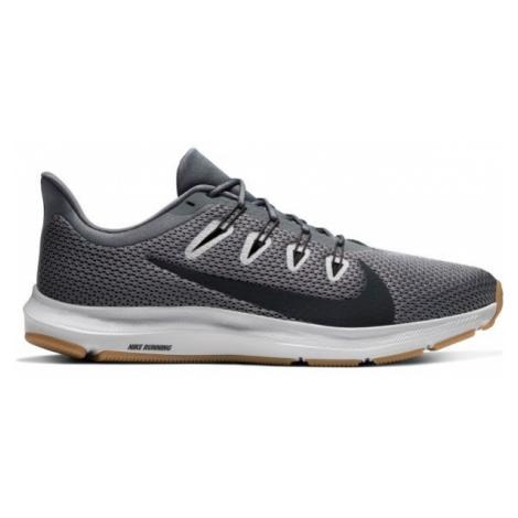 Nike QUEST 2 šedá - Pánská běžecká obuv