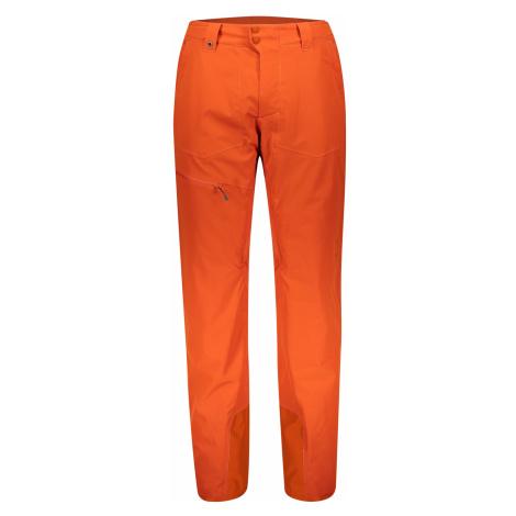 pánské kalhoty SCOTT Pant M's Ultimate Dryo 10, orange pump
