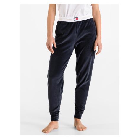 Kalhoty na spaní Tommy Hilfiger Modrá