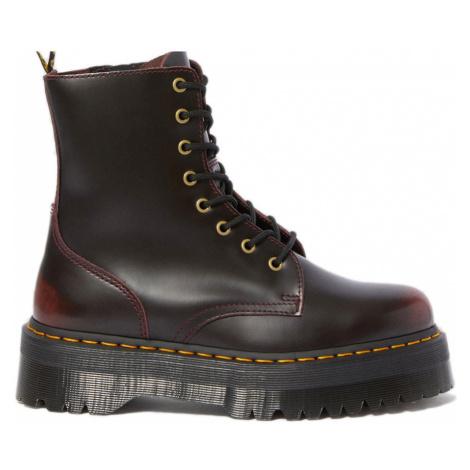 Dr. Martens Jadon Arcadia Leather Platform Boots hnědé DM24764600 Dr Martens