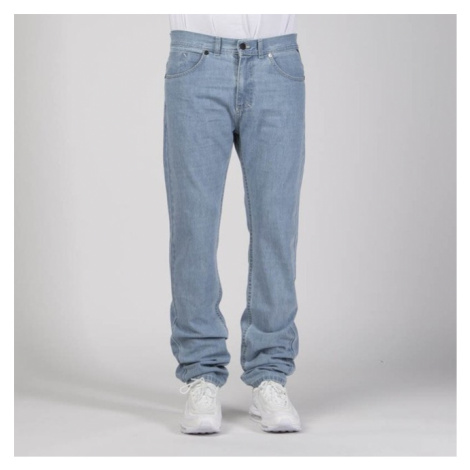 Pants Mass Denim Signature Jeans Tapered Fit light blue