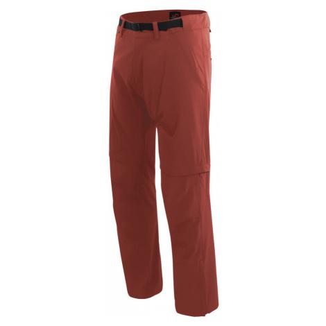 HANNAH Thumble Pánské kalhoty 117HH0019LP02 Ketchup