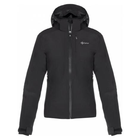 KILPI Dámská lyžařská bunda - větší velikosti MAANIA-W LLX032KIBLK Černá