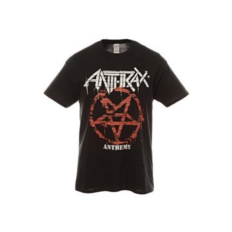 Triko Anthrax černé