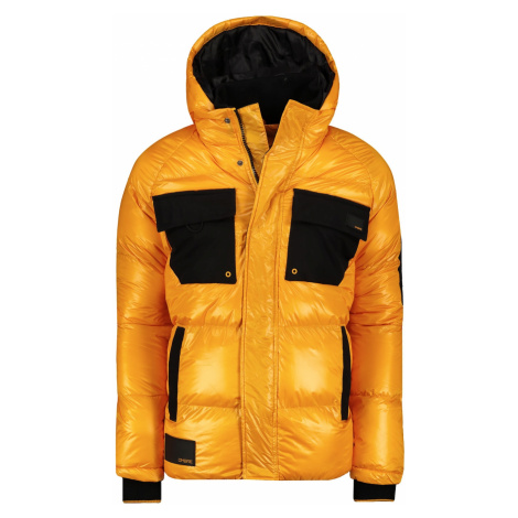 Ombre Clothing Men's mid-season jacket C457