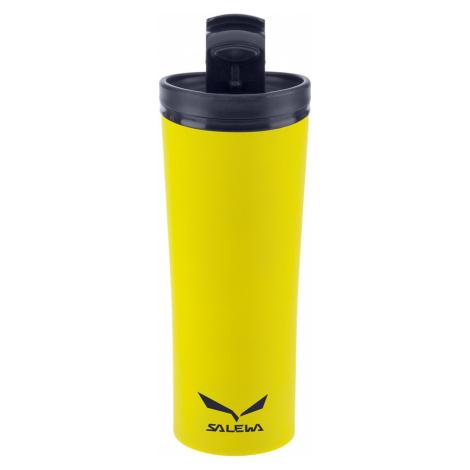 Termohrnek Salewa Thermo Mug 0,4 l Yellow