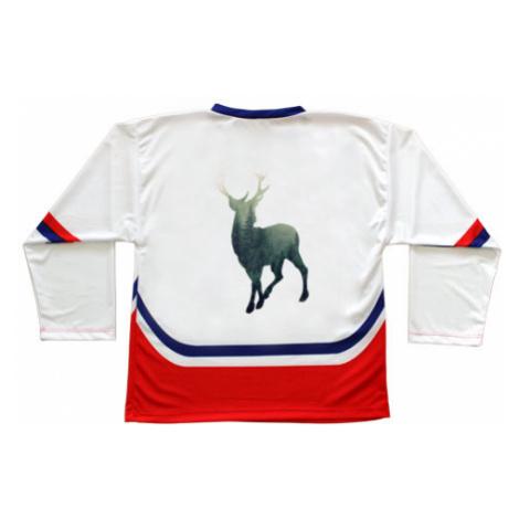 Hokejový dres ČR Jelen lesní