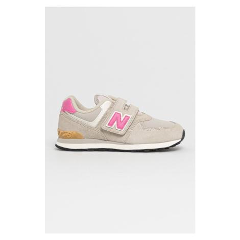New Balance - Dětské boty PV574ME2