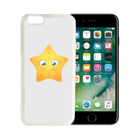 iPhone 7/8 kryt gumový soft Mořská hvězdice
