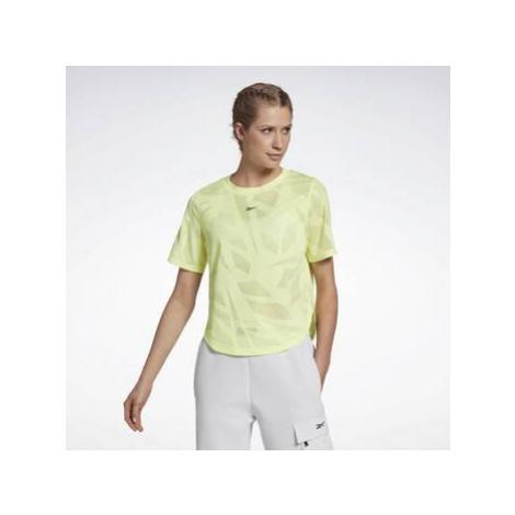 Reebok Sport Perforated T-Shirt Žlutá