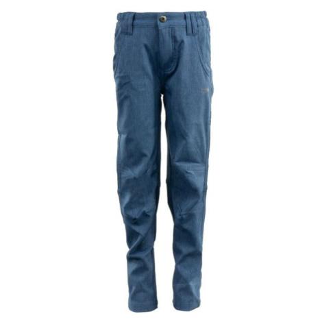 ALPINE PRO JERSO modrá - Dětské kalhoty