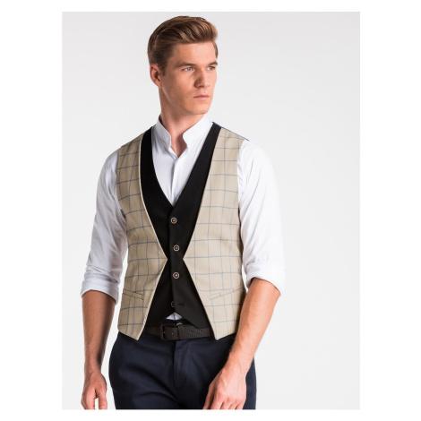Ombre Clothing Men's vest V49