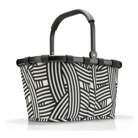 Nákupní košík Reisenthel Carrybag Frame Zebra