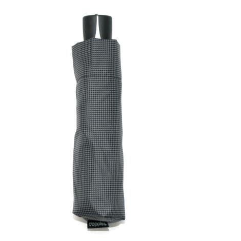 Černý mechanický kvalitní deštník Arleen Doppler