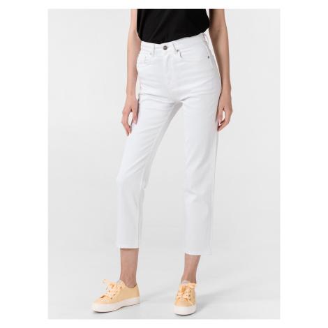 Lexi Jeans Pepe Jeans Bílá