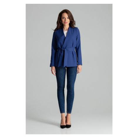 Lenitif Woman's Jacket L061 Sapphire
