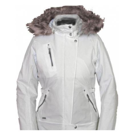Dámská zimní bunda Alpine Pro SAOIRSE - krémová