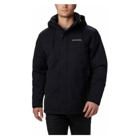 Columbia BOUNDARY BAY HYBRID JACKET černá - Pánská zimní bunda