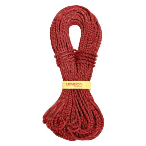 Lezecké lano Tendon Master 7,8 mm (50 m) CS Barva: červená