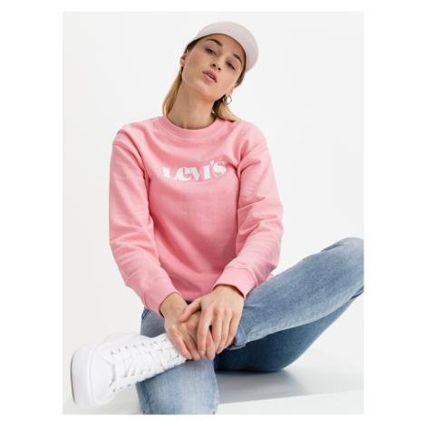 Mikina Levi's® Růžová Levi´s