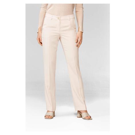 Rovné kalhoty s puky Orsay