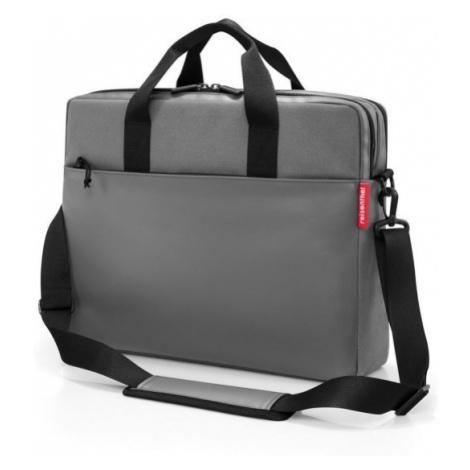 Taška přes rameno Reisenthel Workbag Canvas grey