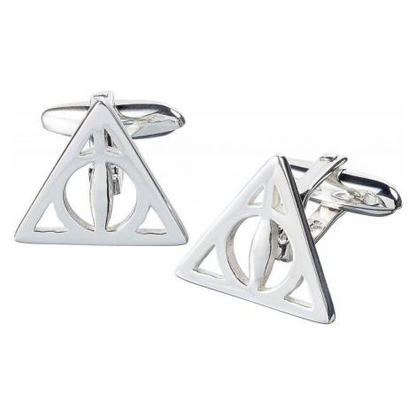 Manžetové knoflíky Harry Potter - Relikvie smrti