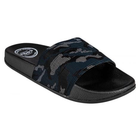 Coqui FLEO modrá - Unisex pantofle