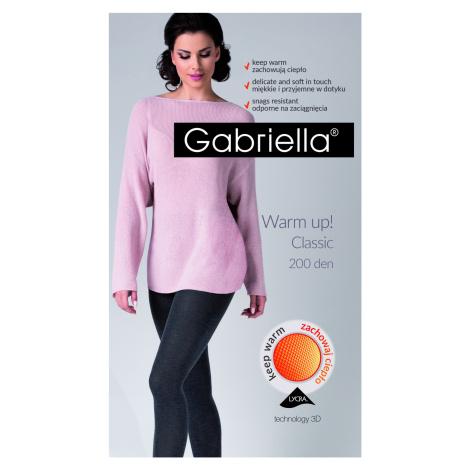 Punčochové kalhoty Gabriella Warm Up! 3D 409 200 den