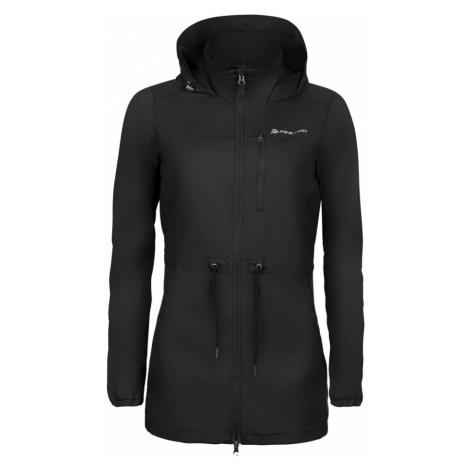 ALPINE PRO GIANITTA Dámský kabát LCTL030990 černá