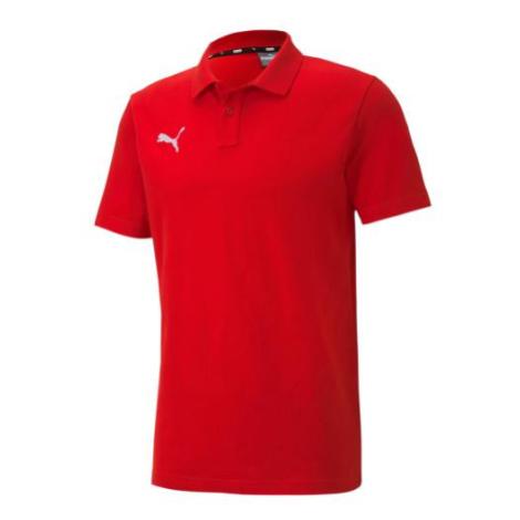 Tričko Puma Polo teamGOAL 23 Červená / Bílá