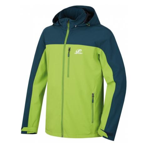 Pánská bunda Hannah Brolin Lite atlantic deep/greenery
