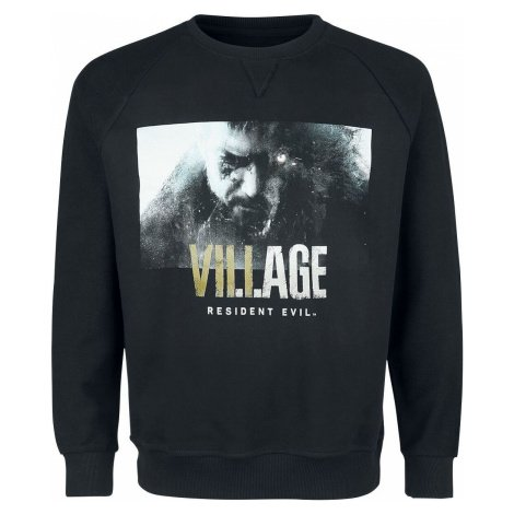 Resident Evil Village Mikina černá
