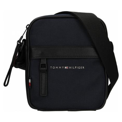 Pánská taška přes rameno Tommy Hilfiger Jack - modro-černá