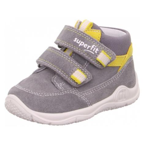dětské celoroční boty UNIVERSE, Superfit, 0-609415-2500, šedá