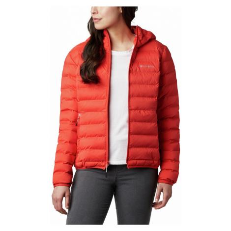 Bunda Columbia W Three Forks™ Jacket W - oranžová
