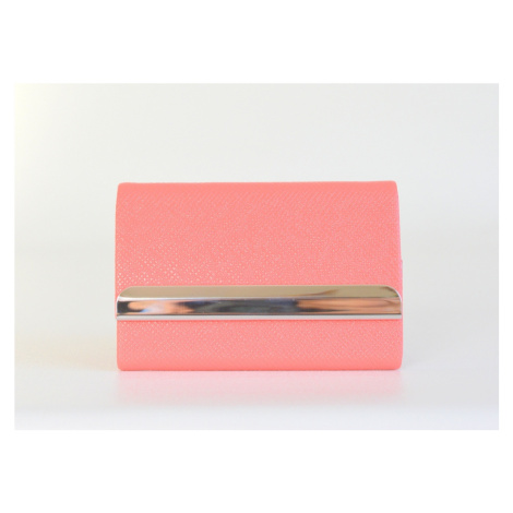 BRIGHT Pouzdro na vizitky/kreditky Růžové, 10 x 2 x 7 (BR15-A008-40MET)