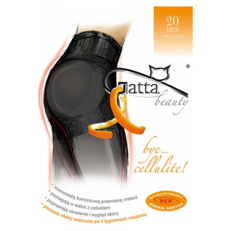 Dámské punčochové kalhoty BYE CELLULITE - 20 DEN-5 zlatá Gatta